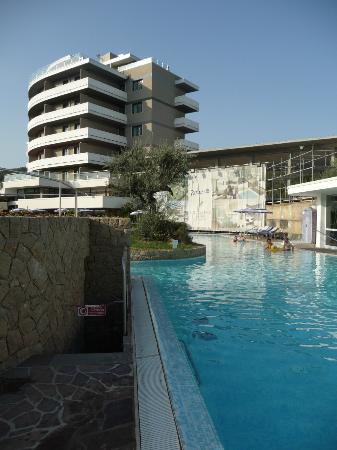Terme di Galzignano - Hotel Splendid: piscina