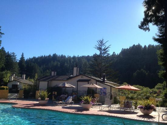 West Sonoma Inn & Spa: The pool