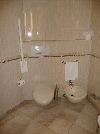 Terme di Galzignano - Hotel Splendid: bagno