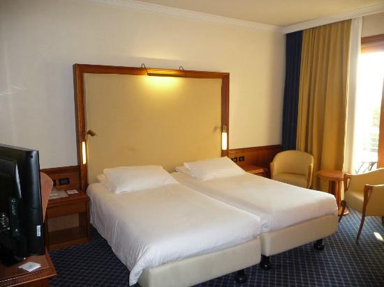 Terme di Galzignano - Hotel Splendid: camera