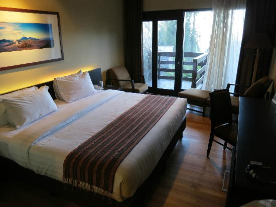 Sukapura, Indonesien: Deluxe Room