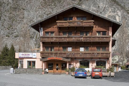 Hotel Restaurant Thurner: Hotel