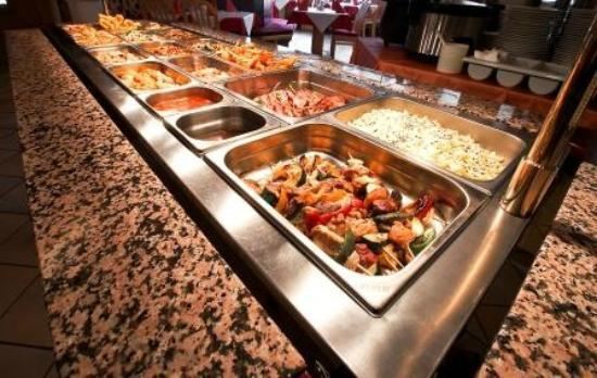 Hotel Restaurant Thurner: Buffet Angebot