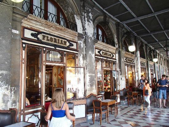 Cafe florian Picture of Caffe Florian Venezia Venice  : caffe florian from www.tripadvisor.co.uk size 550 x 412 jpeg 67kB