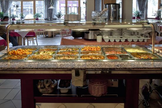 Hotel Restaurant Thurner: Buffet Angebot