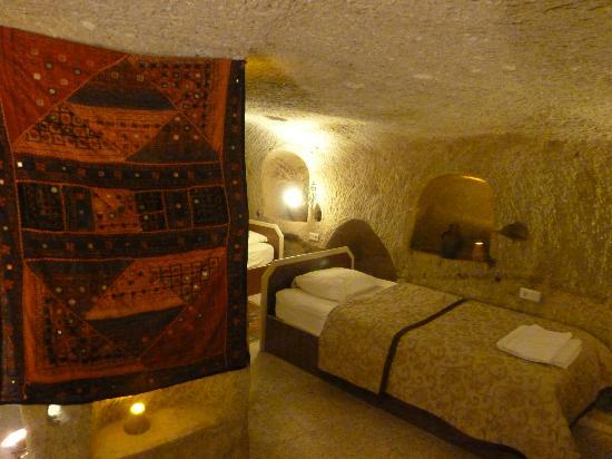 Caravanserai Cave Hotel: camera familiare