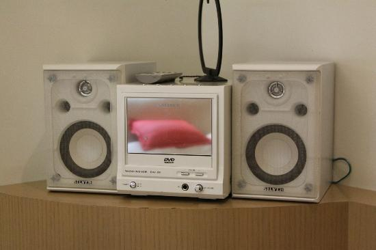 The Burlington Hotels Limited: CD player in the room - we never use it though...