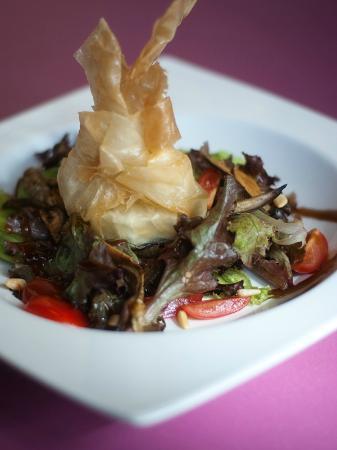 El Mana : Ensalada templada - Warm salad