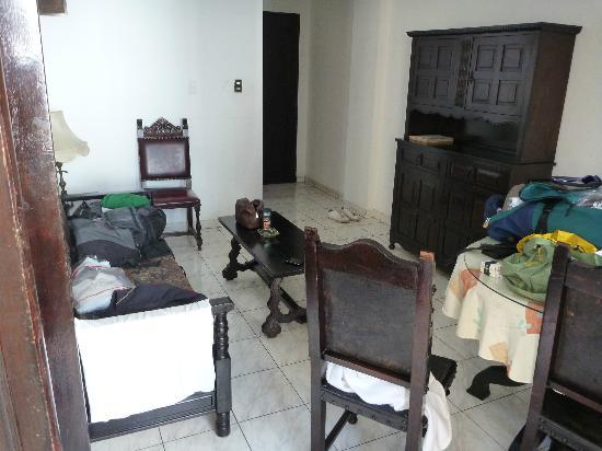 Hotel Residencial El Cid: salotto della camera