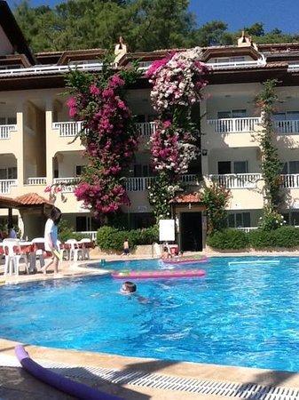 Oren Apart Hotel: aug 2012