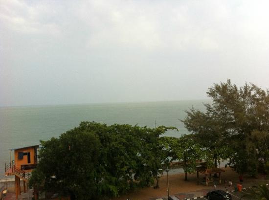 Ancasa Resort AllSuites: seaview