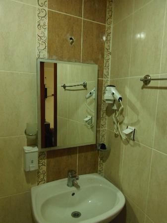 Asmin Hotel : illumination is missing