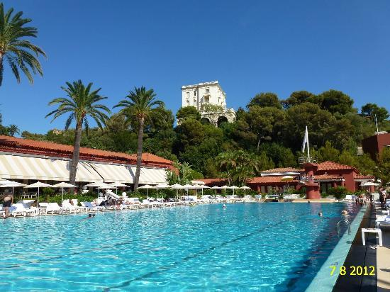 Monte carlo beach hotel as seen in august 2012 coming - Monte carlo beach hotel ...