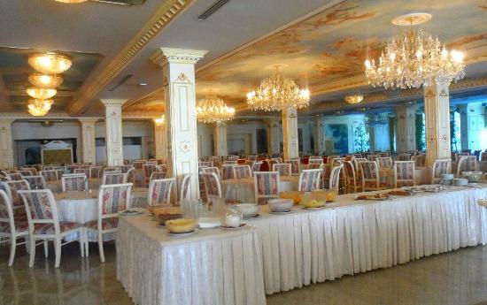 Hotel Alexander Palace: sala colazioni