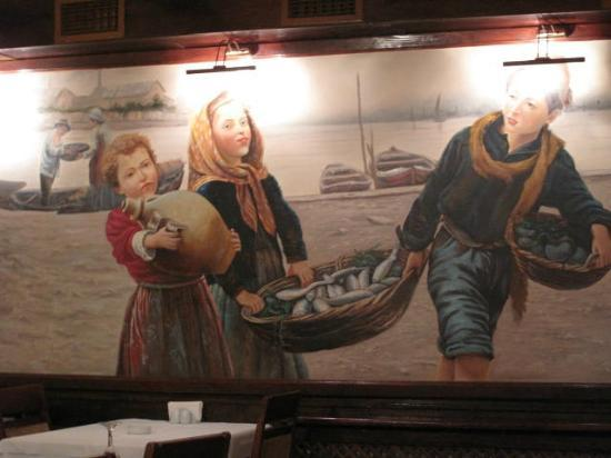 Vira Vira Balik: interno ristorante