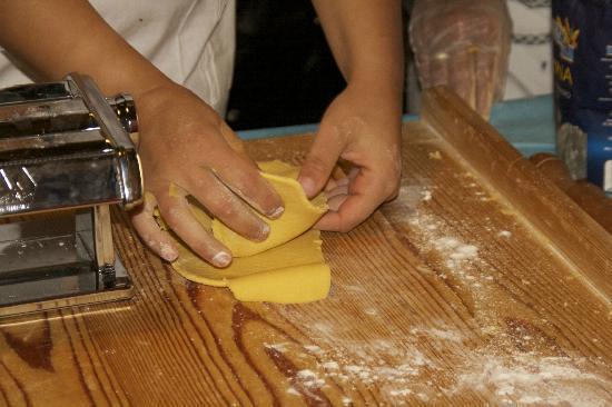 Bottega Enoteca : Pasta Tipica Fatta in Casa