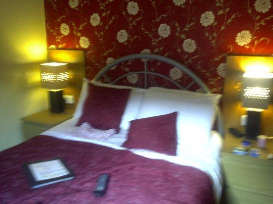 Manchester House: double room