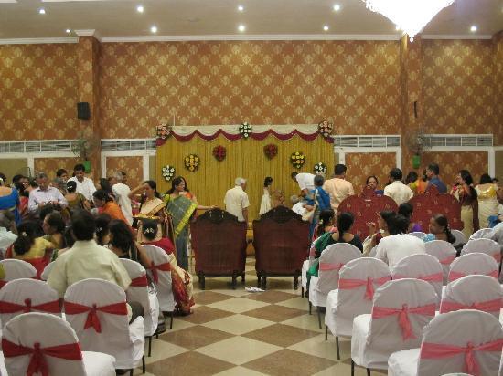 Taj Mahal Hotel: Banqueting Hall