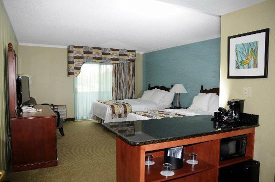 Frankenmuth Splash Village Hotel Rooms