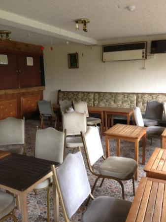 Altavia Hotel: bar area