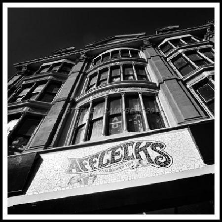 Afflecks: Oldham Street Entrance