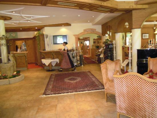 Hotel Castello Falkner: interno