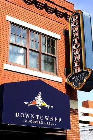 Downtowner Woodfire Grill