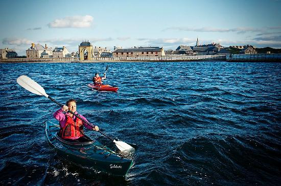 Νησί Cape Breton, Καναδάς: Paddle Through Time at Fortress of Louisbourg