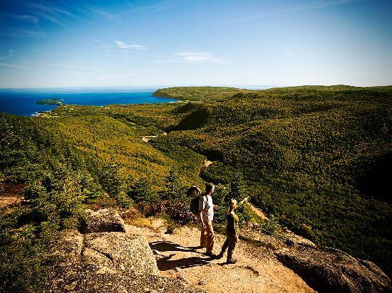 Cape Breton Island, Canada: Hiking Franey Mountian