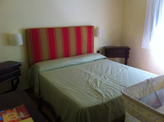 โรงแรมบอโกกรอนเด: Chambre 1