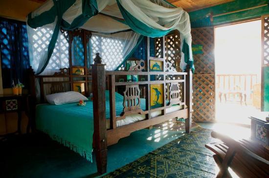 Kendwa Rocks Beach Hotel: room