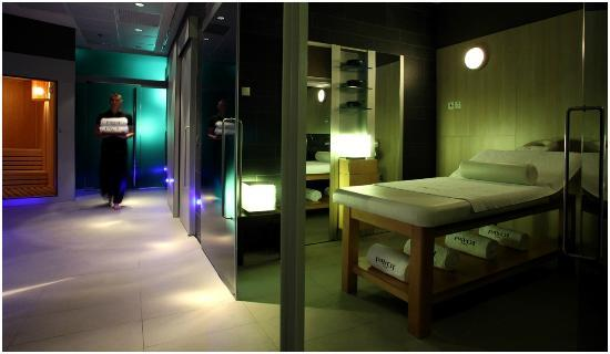 Pullman Barcelona Skipper: Fit & SPA