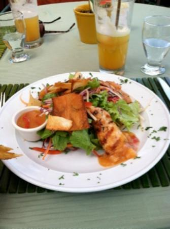 Finca Rosa Blanca Coffee Plantation & Inn: Lunch