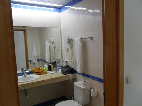 Hotel Varandas do Atlantico: SDB