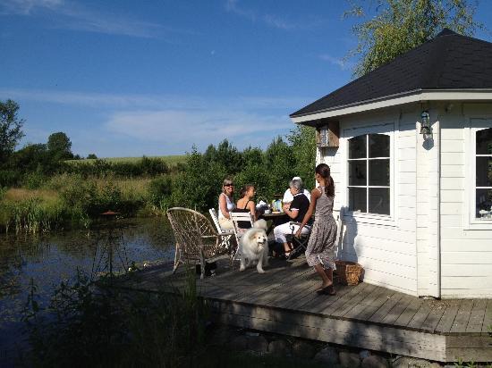 Barrit, Dinamarca: Lysthuset