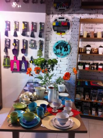 Krasnodar, Russia: красивый магазин, прикольные штучки, подобное видела в Европе
