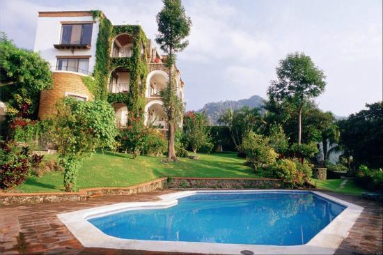 Posada Del Tepozteco : Alberca climatizada los 365 días del año.