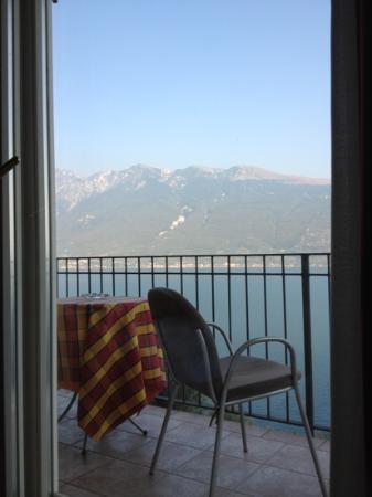 Hotel La Terrazzina: camera con vista