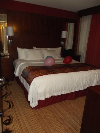 Residence Inn by Marriott Auburn: Bedroom