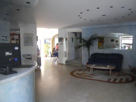 Hotel Ulisse : La Hall