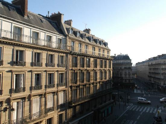 Metropol Hotel : The view