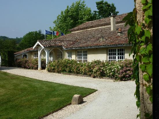 Le Parc - Picture Of Le Vieux Logis  Tremolat