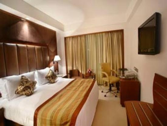 Ramada Gurgaon Central: my room