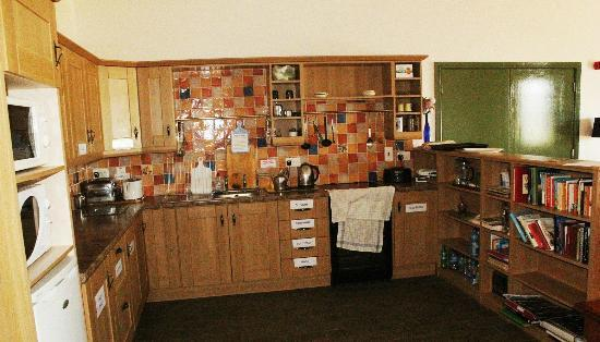 The Mourne Lodge: Self catering kitchen