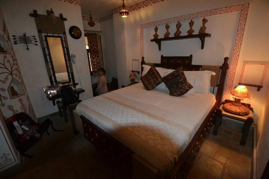Pearl Palace Heritage - The Boutique Guesthouse: La nostra camera