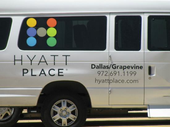 Hyatt Place Dallas/Grapevine: shuttle