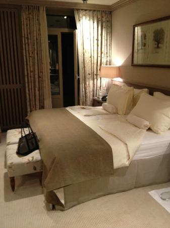 Gstaad Palace Hotel: Zimmer 114