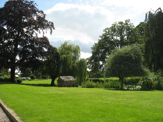 Rookery Hall Hotel & Spa: the hotel grounds