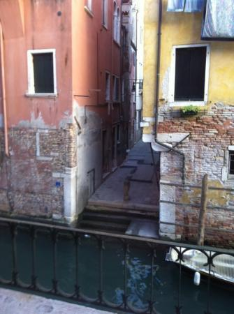 Oltre Il Giardino: view from a bedroom window