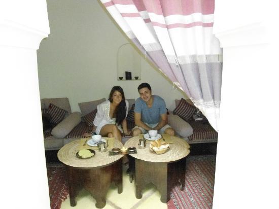 리야드 알 파라스 호텔 사진